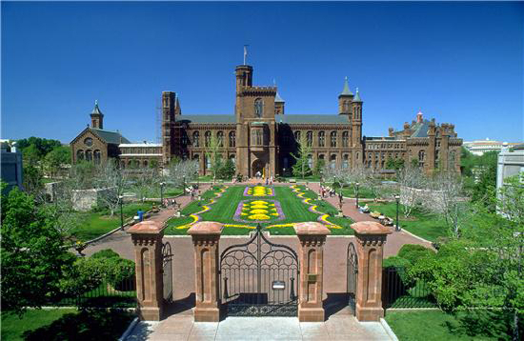 Photo:  Smithsonian Institution 5